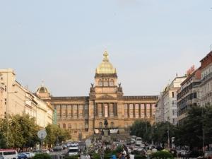 Muzeum Narodowe na Placu Wacł'awa (Václavské náměstí)