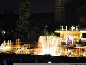 Fontanna Krzyżykowa w Pradze (Křižíkova fontána)