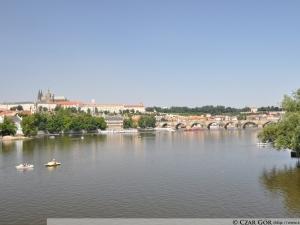 Hradczany i Most Karola