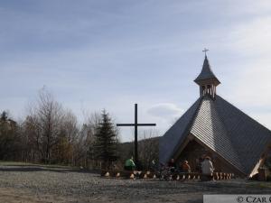 Kaplica Matki Bożej Fatimskiej i błogosławionych Dzieci Fatimskich Franciszka i Hiacynty na Dębowcu w Bielsku-Białej