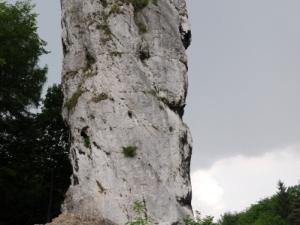 Maczuga Herkulesa w Pieskowej Skale