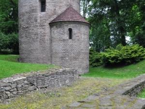 Rotunda na Wzgórzu Zamkowym w Cieszynie