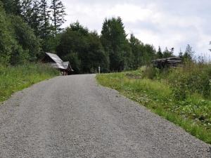 Droga do Sianek