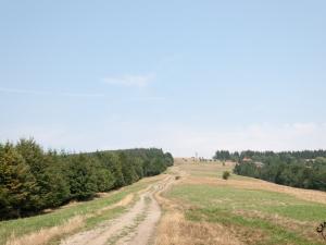 W stronę Chaty Kamenitý