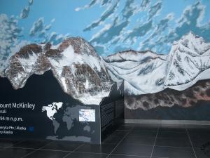 Makieta Mount McKinley