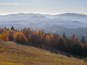 A to już widoki z... Góry Szybowcowej