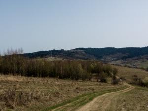 W stronę Przełęczy Ślemieńskiej i Grodziska