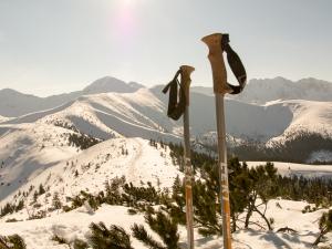 Zimowe Tatry Zachodnie
