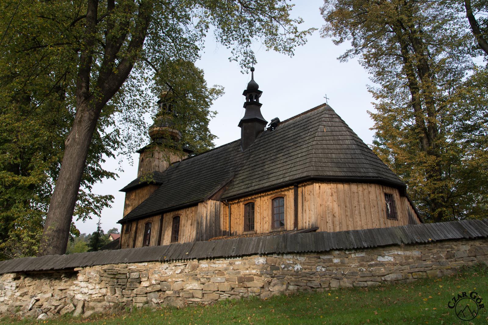 Kościół pw. św. Marii Magdaleny w Kasinie Wielkiej