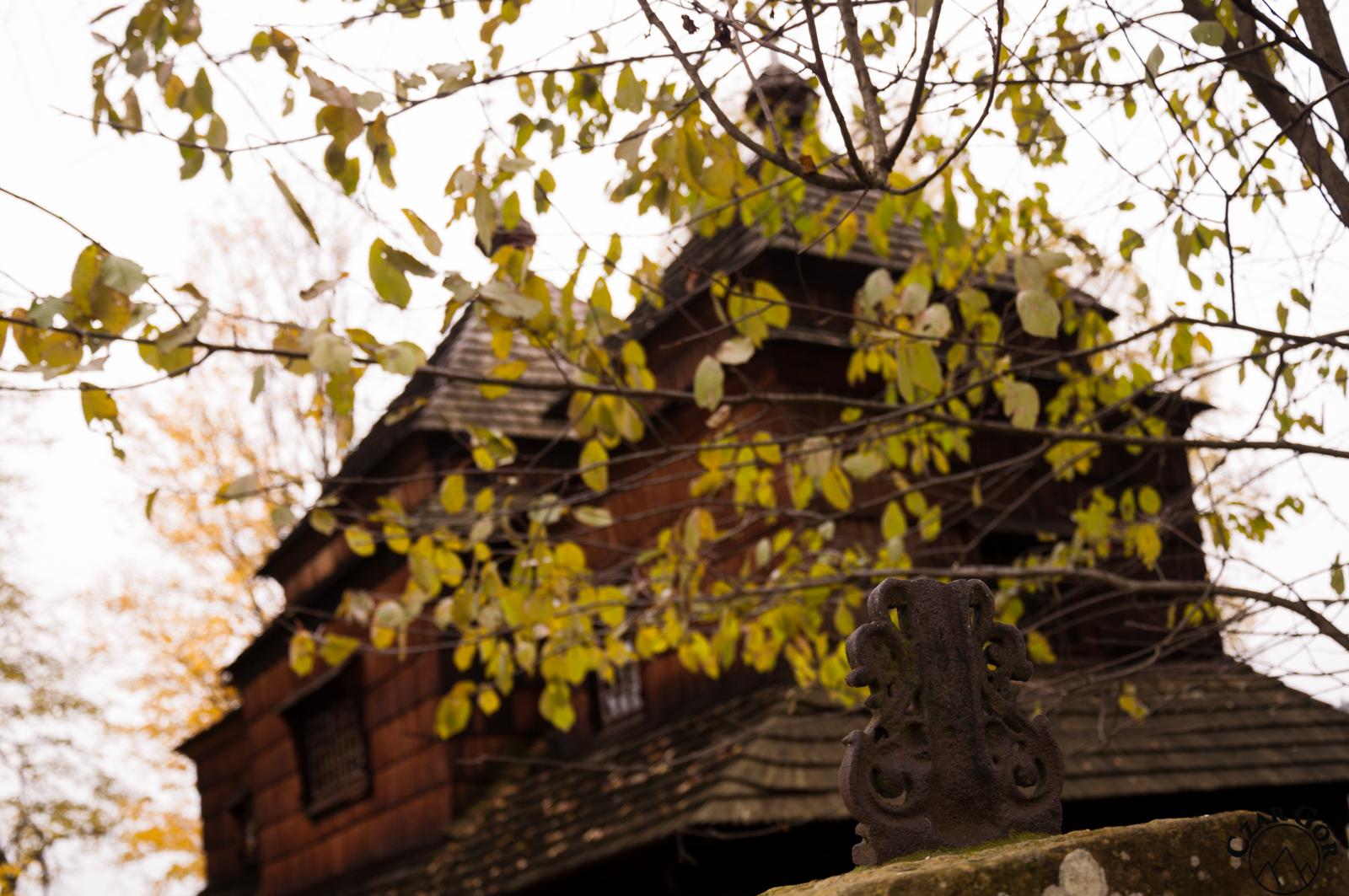 Otoczenie Cerkwi w Smolniku