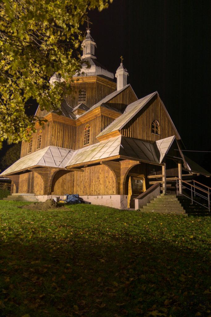 Cerkiew pw. Św. Mikołaja w Hoszowie