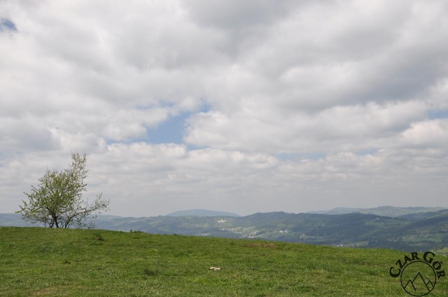 Widok z Ochodzitej