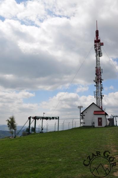 Wieża telewizyjna na Ochodzitej