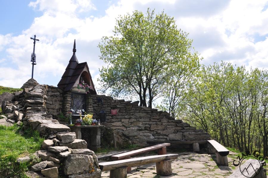 Kapliczka na Ochodzitej