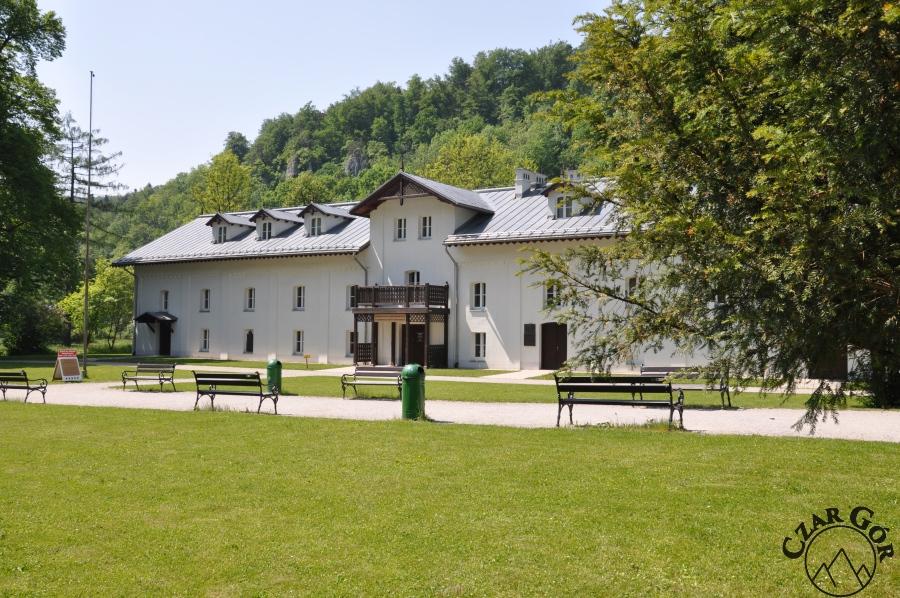 Muzeum Przyrodnicze im. Wł. Szafera w Ojcowie