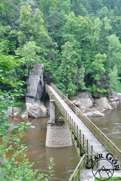 Most na rzece Bóbr