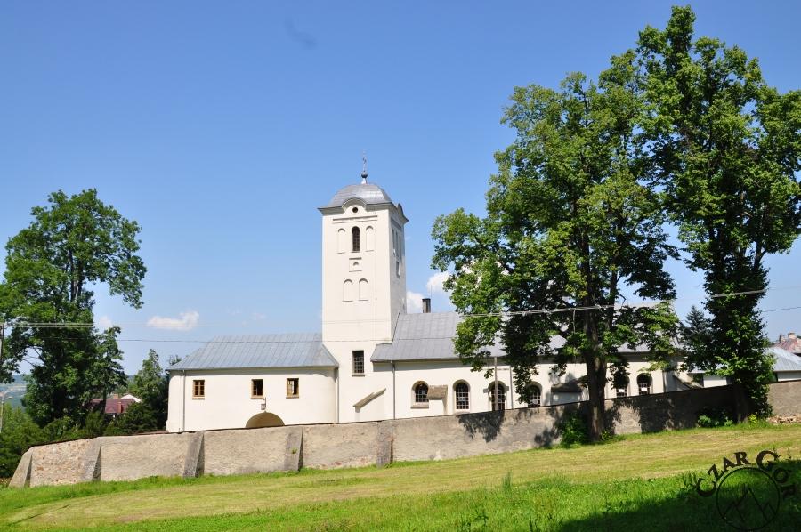 Kościół' i klasztor pobernardyński w Świętej Katarzynie