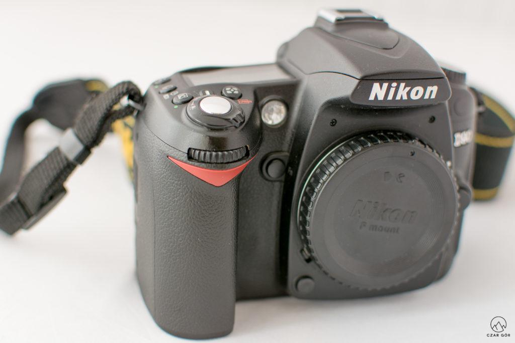 Nikon D90 to całkiem fajny sprzęt