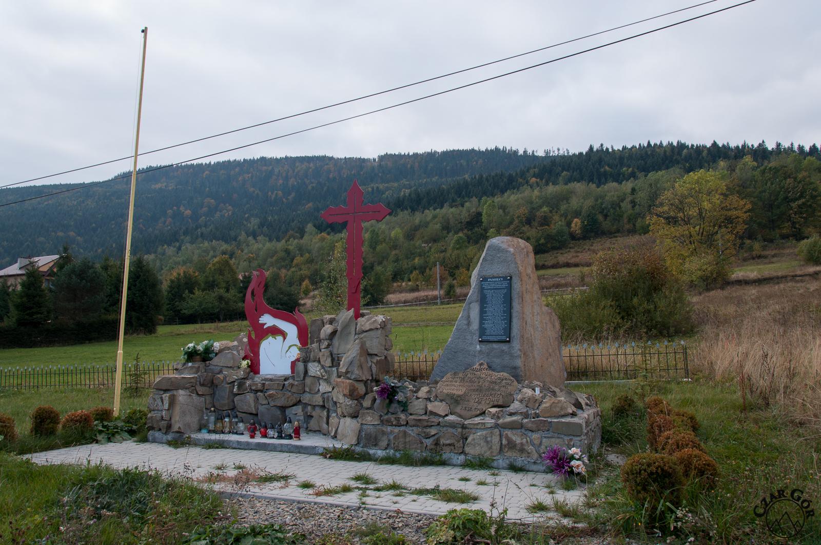 Pomnik pomordowanych przez hitlerowców