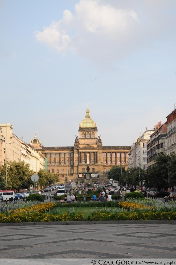 Muzeum Narodowe na Placu Wacława (Václavské náměstí)