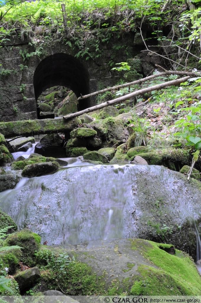 Wodospad Pośny