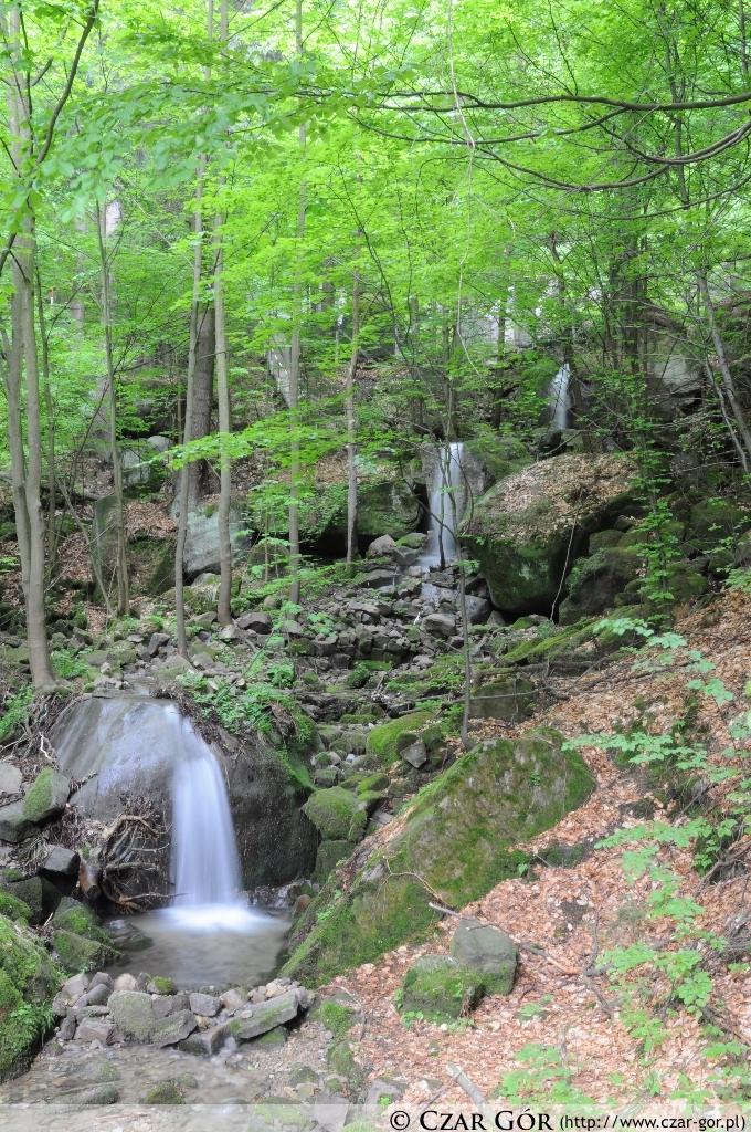 Wodospad Pośny - 2