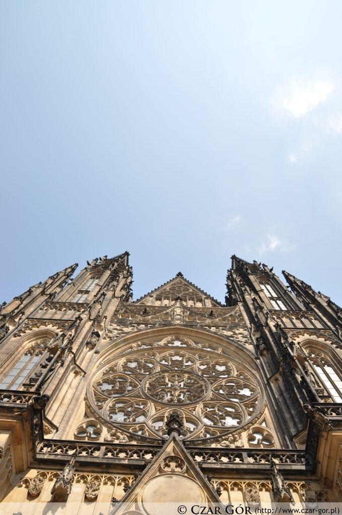 Katedra św. Wita na Hradczanach