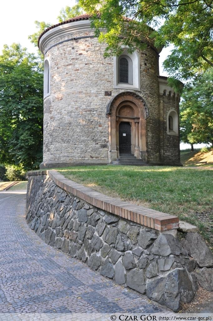 Rotunda św. Marcina na Wyszehradzie