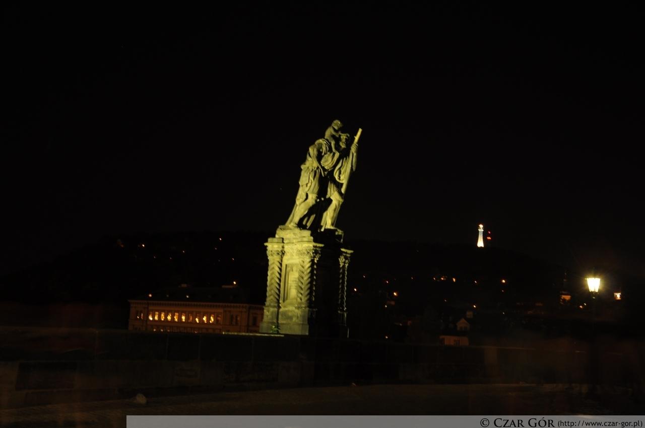 Pomnik na Moście Karola