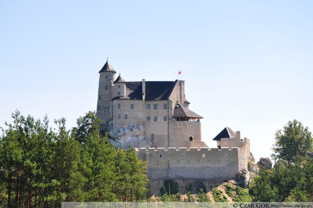 Zamek w Bobolicach po rekonstrukcji