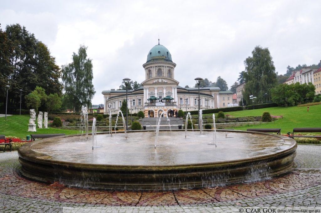 Dom Zdrojowy Wojciech w Lądku Zdroju