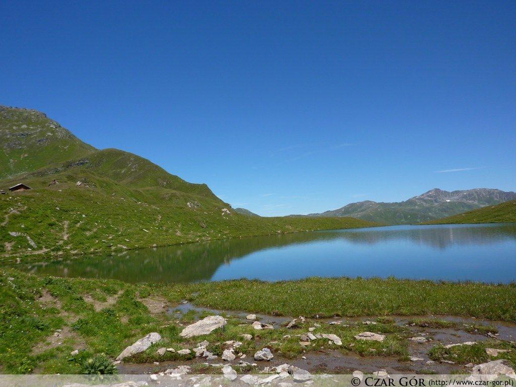Jezioro Torseen (2258 m n.p.m.)