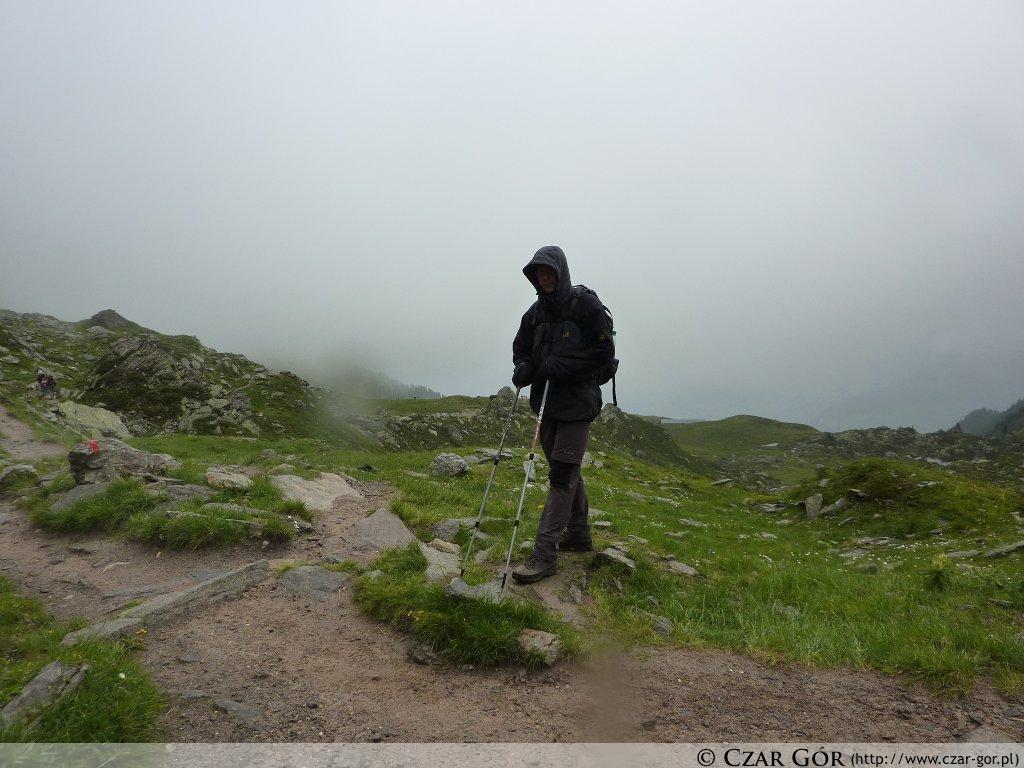Droga w chmurach