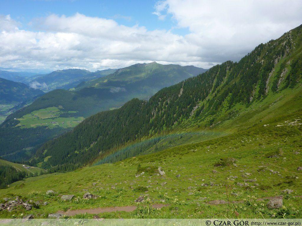 Alpejskie widoki