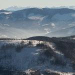 Zimą na Skrzyczne, czyli odsłona w dwóch aktach
