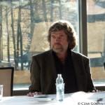 Reinhold Messner na XI Dniach Lajtowych PKA