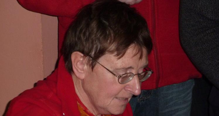 Spotkanie z Anną Czerwińską w Sosnowcu