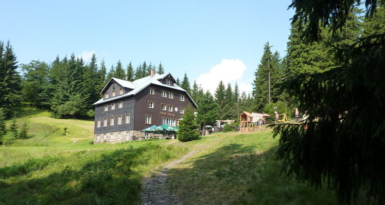 Zdobywamy Skalke w Beskidzie Śląsko-Morawskim