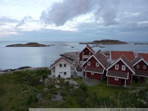 Norweskie wybrzeże - Lindesnes