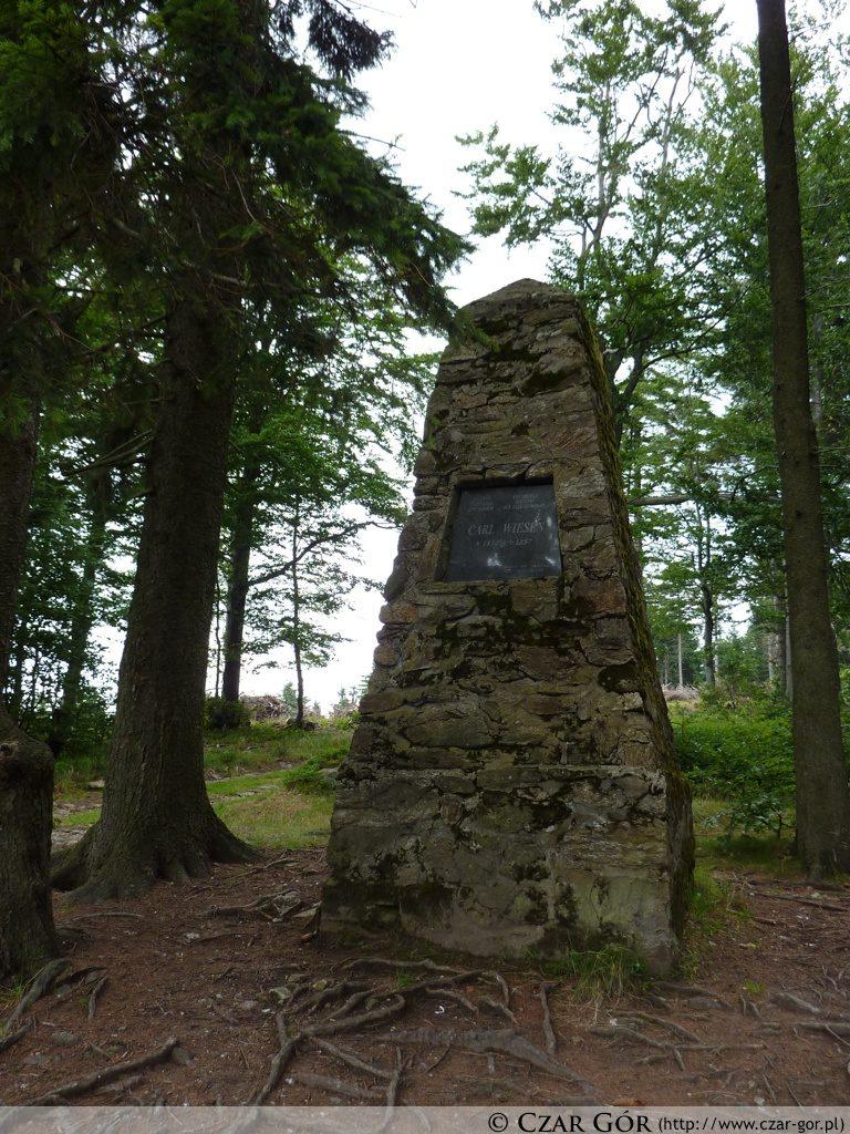 Pomnik Carla Wiesena