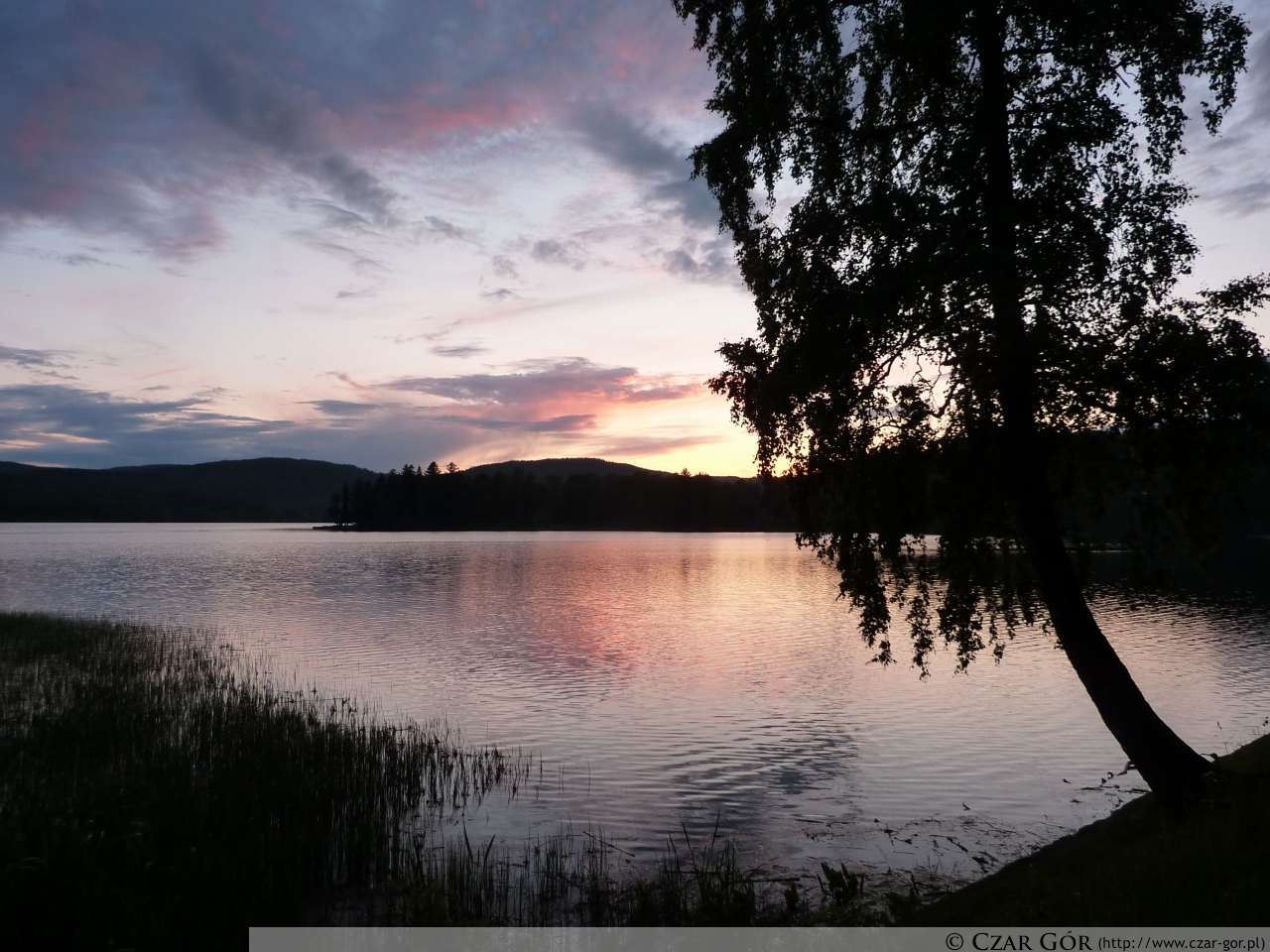Pierwsza noc (krótko przez 23) pod norweskim niebem, Oslo (Bogstad)
