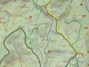 Mapa - przebieg trasy