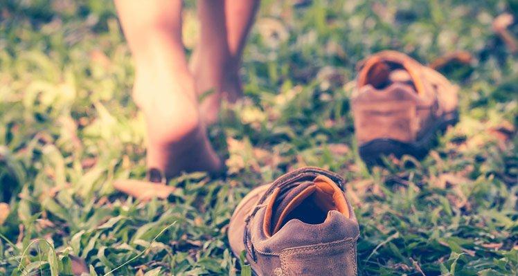 Jak ukoić zmęczone stopy?