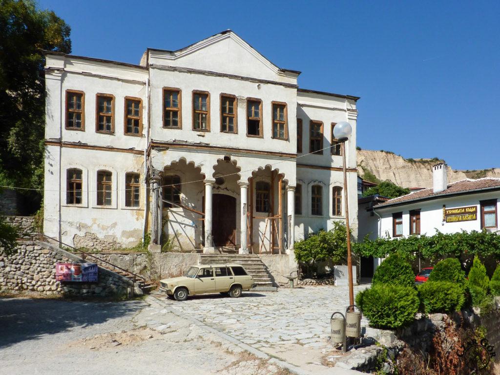 Turecki konak w Melniku