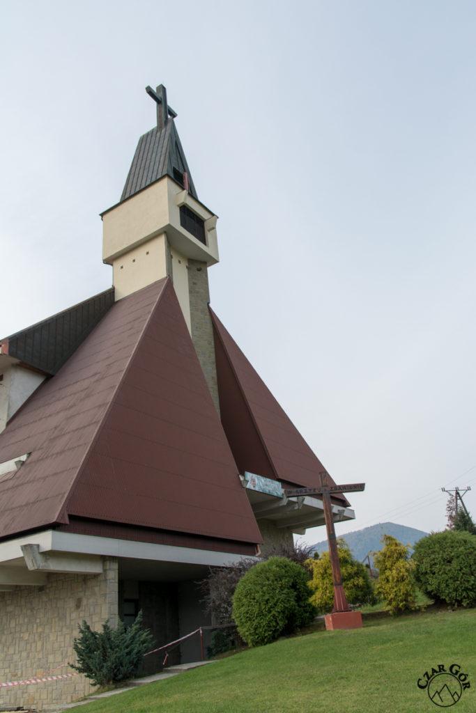 Kościół Matki Bożej Częstochowskiej w Kasinie Wielkiej