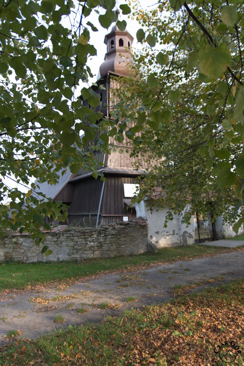 Kościół pw. Św. Mikołaja Biskupa w Skrzydlnej