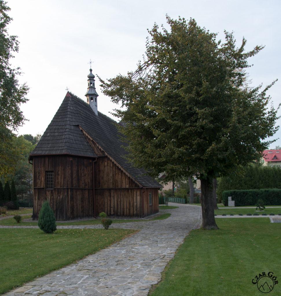 Kościół pw. Narodzenia Naświętszej Marii Panny w Jodłowniku