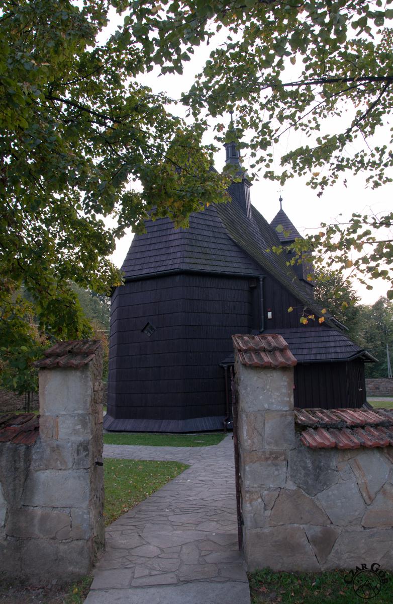 Kościół pw. św. Stanisława Biskupa i św. Barbary w Szyku