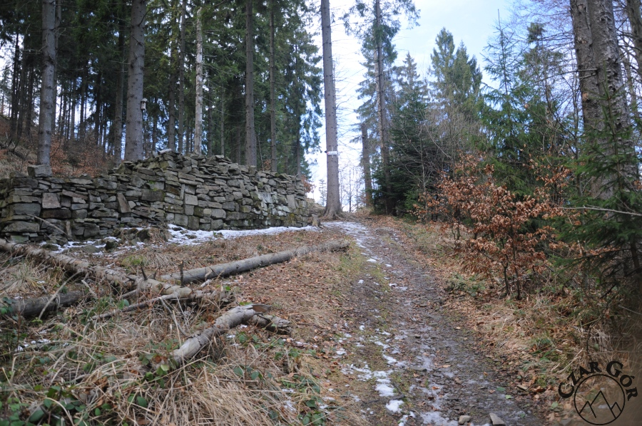 Ruiny szał'asu kamiennego
