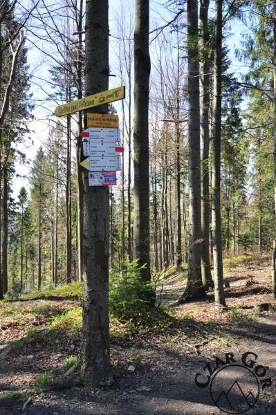 Przełęcz na Przykrej